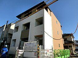 セレノ与野鈴谷[1階]の外観