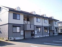 セジュール経堂 A棟[203号室]の外観
