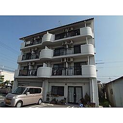 奈良県奈良市佐紀町の賃貸マンションの外観