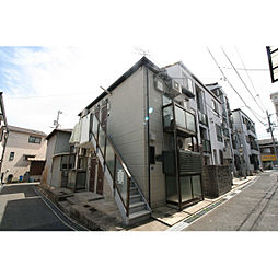 兵庫県神戸市兵庫区湊川町5丁目の賃貸マンションの外観
