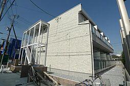 千葉県習志野市袖ヶ浦1丁目の賃貸アパートの外観
