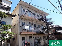 滋賀県大津市山上町の賃貸マンションの外観