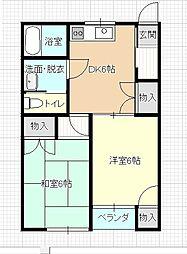 直江津駅 3.8万円