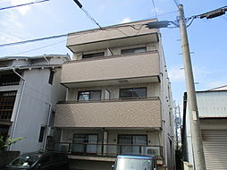 大阪府寝屋川市高柳1丁目の賃貸マンションの外観