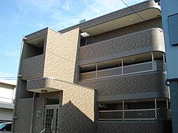 愛知県名古屋市港区正徳町1丁目の賃貸マンションの外観