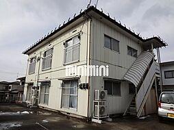 永田コーポ[1階]の外観