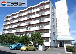 島崎ハイツ[4階]の外観
