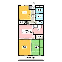 伊勢朝日駅 5.8万円