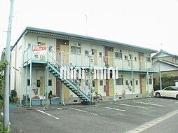 大島ハイツ[1階]の外観