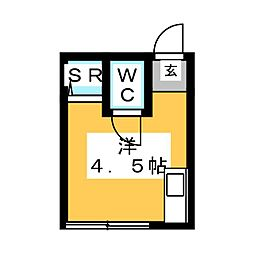 早稲田駅 4.4万円