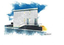 上石神井1丁目計画(仮)[201号室号室]の外観