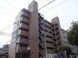 ツインコート平野I番館[5階]の外観