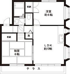 福生駅 4.9万円