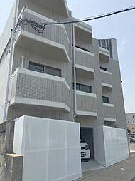 シミズアパートメント[2階]の外観