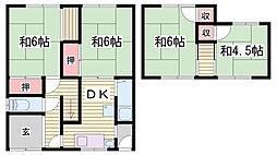 播磨高岡駅 3.9万円