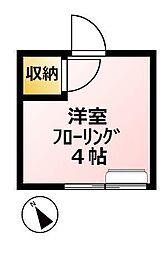 護国寺駅 1.9万円