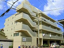 ドゥミール西山本[1階]の外観