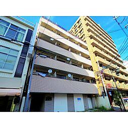 静岡県静岡市葵区七間町の賃貸マンションの外観