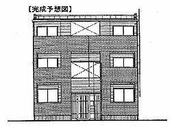 鷹匠町アパート2[1階]の外観