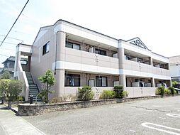 フォレスト東郷[2階]の外観