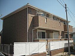 カレントハウス[103号室]の外観