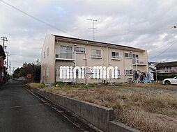 成沢コーポ[2階]の外観