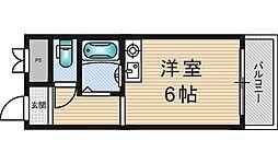 栄瑞光マンション[3階]の間取り