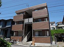アパートメント須佐[1階]の外観