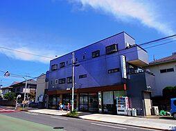 東京都清瀬市中清戸2丁目の賃貸マンションの外観