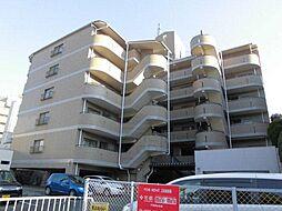 アムール桃山台[4階]の外観