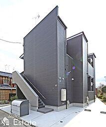 名古屋市営東山線 岩塚駅 徒歩7分の賃貸アパート