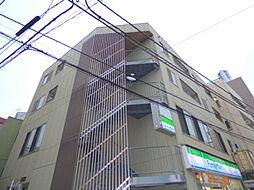 芝コート[3階]の外観