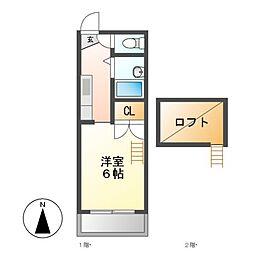 春田駅 2.7万円