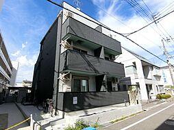 阪神本線 鳴尾・武庫川女子大前駅 徒歩6分の賃貸アパート