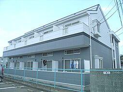 コーンズ松崎[2階]の外観