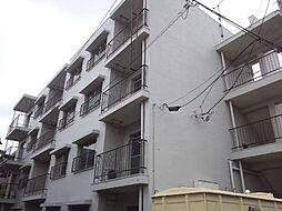 神奈川県横浜市港北区大曽根1丁目の賃貸マンションの外観