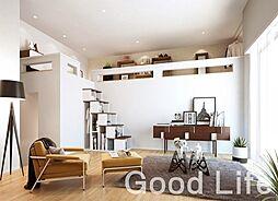 香椎エリア 新築アパート[1階]の外観