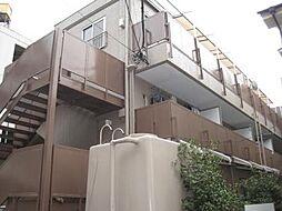 神奈川県川崎市幸区北加瀬の賃貸マンションの外観