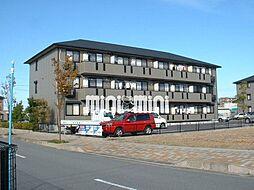 ロイヤルガーデンB[1階]の外観