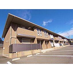 奈良県香芝市北今市の賃貸アパートの外観