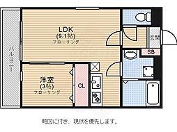 下山門駅 5.7万円