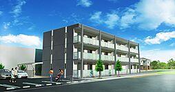 新築ベルカーサH・S[202号室]の外観