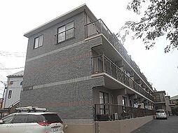 ソレアード浦和[2階]の外観