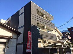 フジパレス新金岡[1階]の外観
