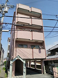 富士梶町マンション[4階]の外観