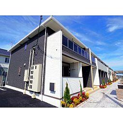 近鉄大阪線 大福駅 徒歩8分の賃貸アパート