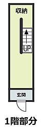 [一戸建] 東京都足立区西竹の塚2丁目 の賃貸【/】の外観