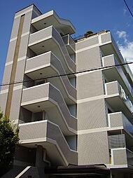 シャンピニヨン岩崎[3階]の外観