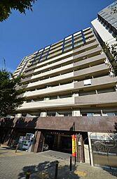 SWISS梅田東[6階]の外観