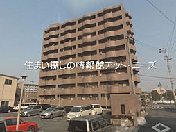 ラフィーネ鶴見緑地[402号室]の外観